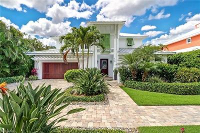 Naples Single Family Home For Sale: 428 Central Ave