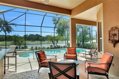 Miromar Lakes Single Family Home For Sale: 18050 Montelago Ct