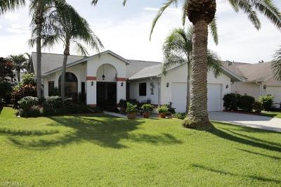 Fort Myers Single Family Home For Sale: 13162 Regent Cir