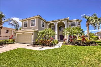 Estero Single Family Home For Sale: 11412 Worcester Run