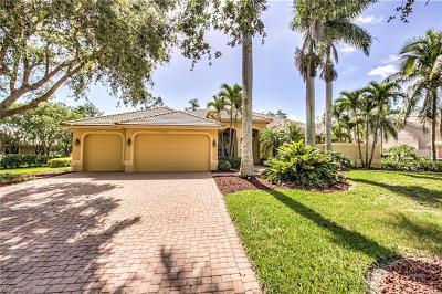 Estero Single Family Home For Sale: 20233 Wildcat Run Dr