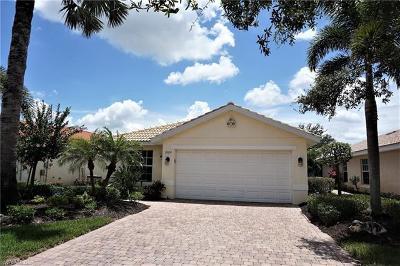 Estero Single Family Home For Sale: 19635 Villa Rosa Loop