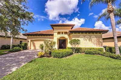 Estero Single Family Home For Sale: 12550 Grandezza Cir