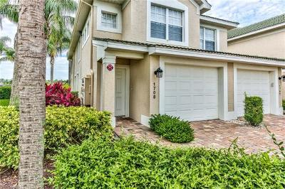 Estero Condo/Townhouse For Sale: 23800 Clear Spring Ct #1708