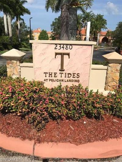 Estero Condo/Townhouse For Sale: 23680 Walden Center Dr #210