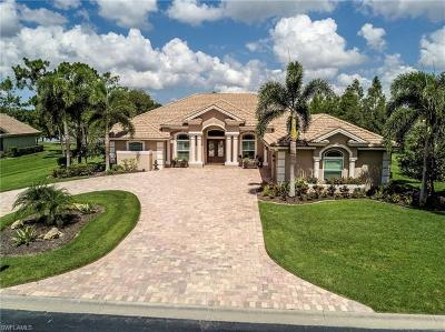 Estero Single Family Home For Sale: 20479 Wildcat Run Dr