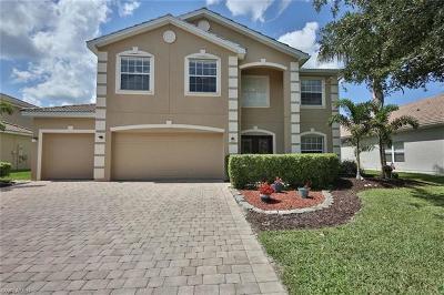 Fort Myers Single Family Home For Sale: 13453 Little Gem Cir