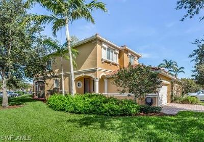 Fort Myers Condo/Townhouse For Sale: 3374 Antica St