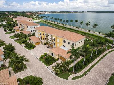 Miromar Lakes Condo/Townhouse For Sale: 11022 Via Tuscany Ln #201