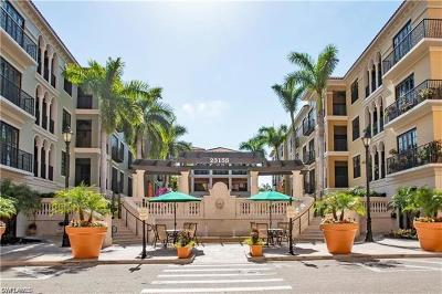 Estero Condo/Townhouse For Sale: 23159 Amgci Way #3109