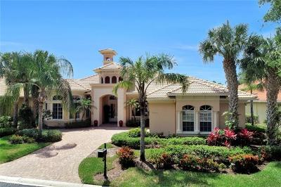 Bonita Springs Single Family Home For Sale: 23883 Sanctuary Lakes Ct