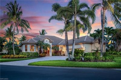 Fort Myers Single Family Home For Sale: 11591 Compass Point Dr
