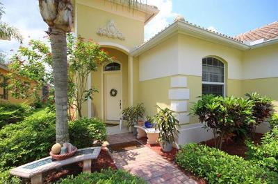 Naples Single Family Home For Sale: 14842 Toscana Way