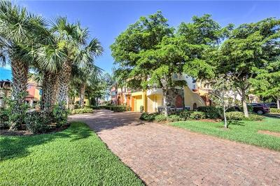 Estero Condo/Townhouse For Sale: 8625 Via Rapallo Dr #101