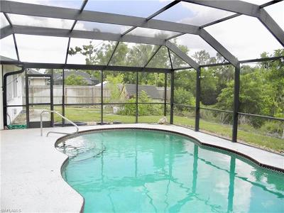 Naples Single Family Home For Sale: 2585 SW 47th St