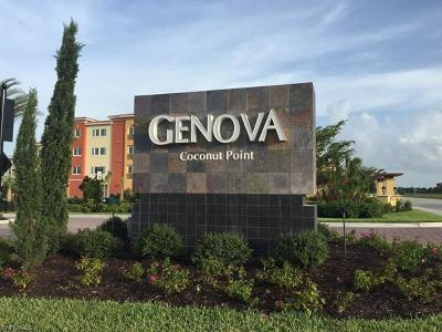 Estero Condo/Townhouse For Sale: 21450 Strada Nuova Circle Cir #A309