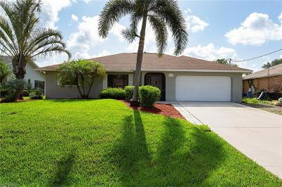 Fort Myers Single Family Home For Sale: 17509 Phlox Dr