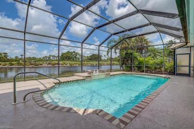 Fort Myers Single Family Home For Sale: 11066 Seminole Palm Way