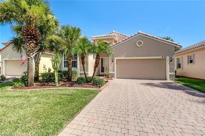 Estero Single Family Home For Sale: 9135 Springview Loop