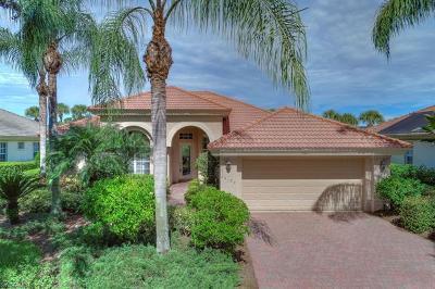 Estero Single Family Home For Sale: 20070 Buttermere Ct