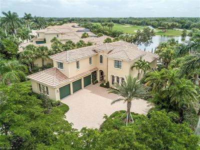 Estero, Bonita Springs, Fort Myers, Naples Single Family Home For Sale: 9830 Bay Meadow