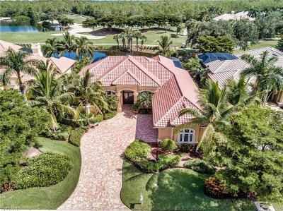 Estero Single Family Home For Sale: 9172 Willow Walk