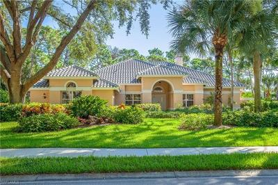 Bonita Springs Single Family Home For Sale: 24901 Goldcrest Dr