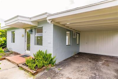 Naples Single Family Home For Sale: 857 N 95th Ave