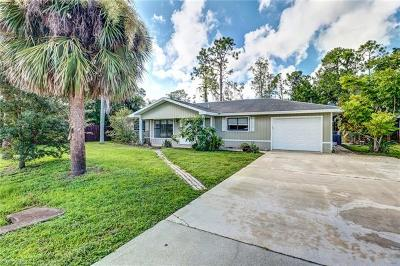 Fort Myers Single Family Home For Sale: 8232 New Jersey Blvd