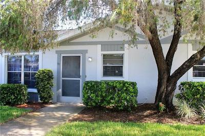 Fort Myers Single Family Home For Sale: 1337 Sandtrap Dr