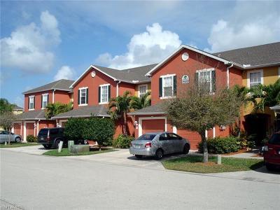 Fort Myers Condo/Townhouse For Sale: 3604 Cedar Oak Dr #107