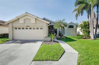 Bonita Springs Single Family Home For Sale: 12606 Hunters Ridge Dr