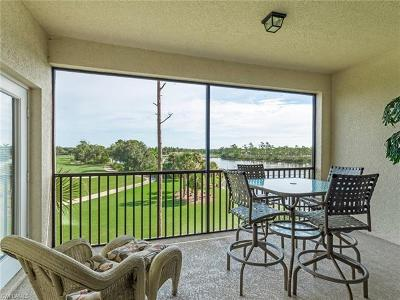 Estero Condo/Townhouse For Sale: 4670 Turnberry Lake Dr #304