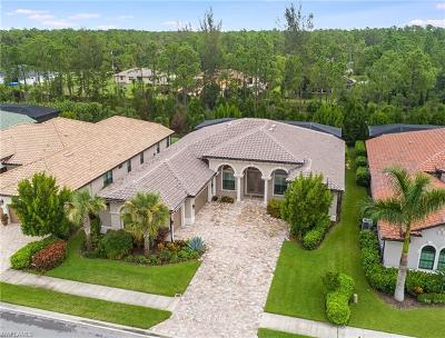 Estero, Bonita Springs, Fort Myers, Naples Single Family Home For Sale: 23088 Sanabria Loop