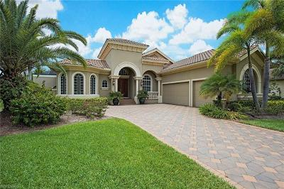 Fort Myers Single Family Home For Sale: 3321 Sanctuary Pt