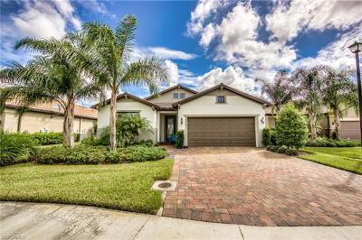 Fort Myers Single Family Home For Sale: 12007 Macquarie Way