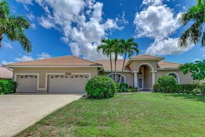 Bonita Springs Single Family Home For Sale: 28463 Del Lago Way