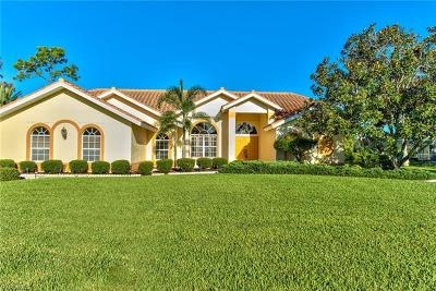 Fort Myers Single Family Home For Sale: 14581 Eagle Ridge Dr