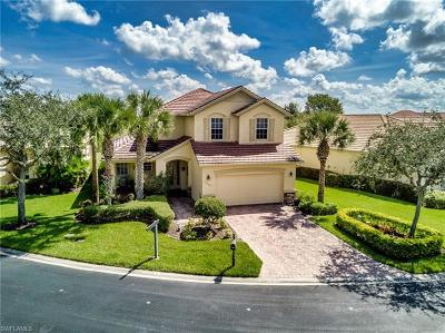 Fort Myers Single Family Home For Sale: 11760 Bramble Cove Dr