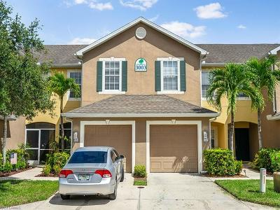 Fort Myers Condo/Townhouse For Sale: 3003 Palmetto Oak Dr #103