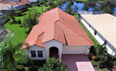 Bonita Springs Single Family Home For Sale: 9325 La Bianco St