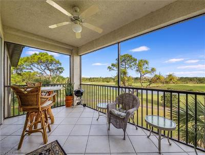 Estero Condo/Townhouse For Sale: 4680 Turnberry Lake Dr #302