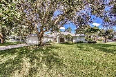 Fort Myers Single Family Home For Sale: 19958 Beaulieu Ct