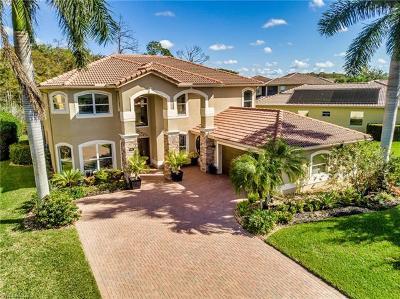 Estero Single Family Home For Sale: 20814 Torre Del Lago St