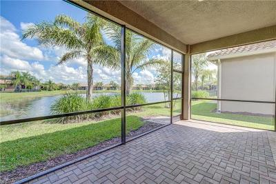 Fort Myers Single Family Home For Sale: 11551 Meadowrun Cir