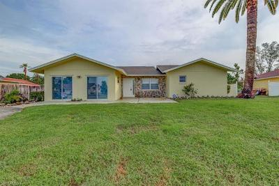 Naples Single Family Home For Sale: 2118 SW 52nd Ln