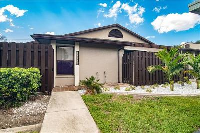 Fort Myers Condo/Townhouse For Sale: 12966 Cherrydale Ct