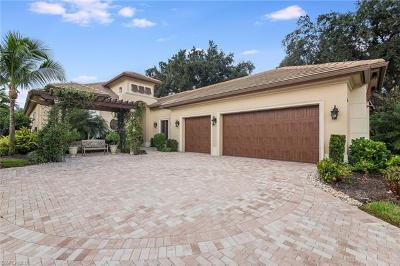 Naples Single Family Home For Sale: 28571 La Caille Dr