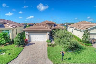 Fort Myers Single Family Home For Sale: 12792 Fairway Cove Ct