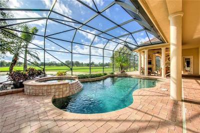 Fort Myers Single Family Home For Sale: 6940 Lakewood Isle Dr